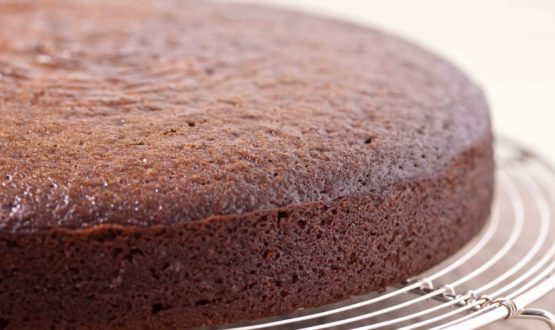 Easy Homemade Chocolate Cake Recipe And The Best: Creaming Method